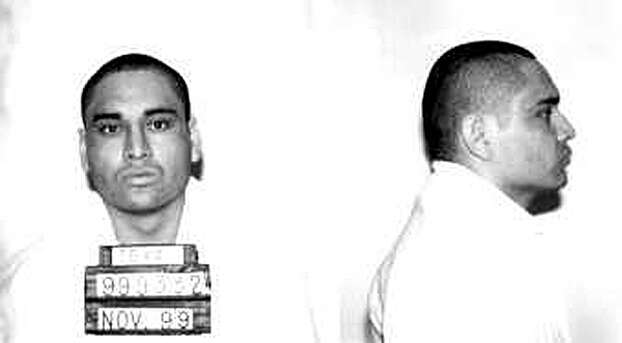 Juan Carlos Alvarez Banda Age: 34 Incident age: 21 Incident date: June 6, 1998; June 17, 1998 County: Harris TDCJ arrival: 1999 Offense: In June, 1998, four people were killed in two different shootings. Alvarez was convicted of being the shooter at one and was said to have supplied the gun and car in another. Photo: TDCJ