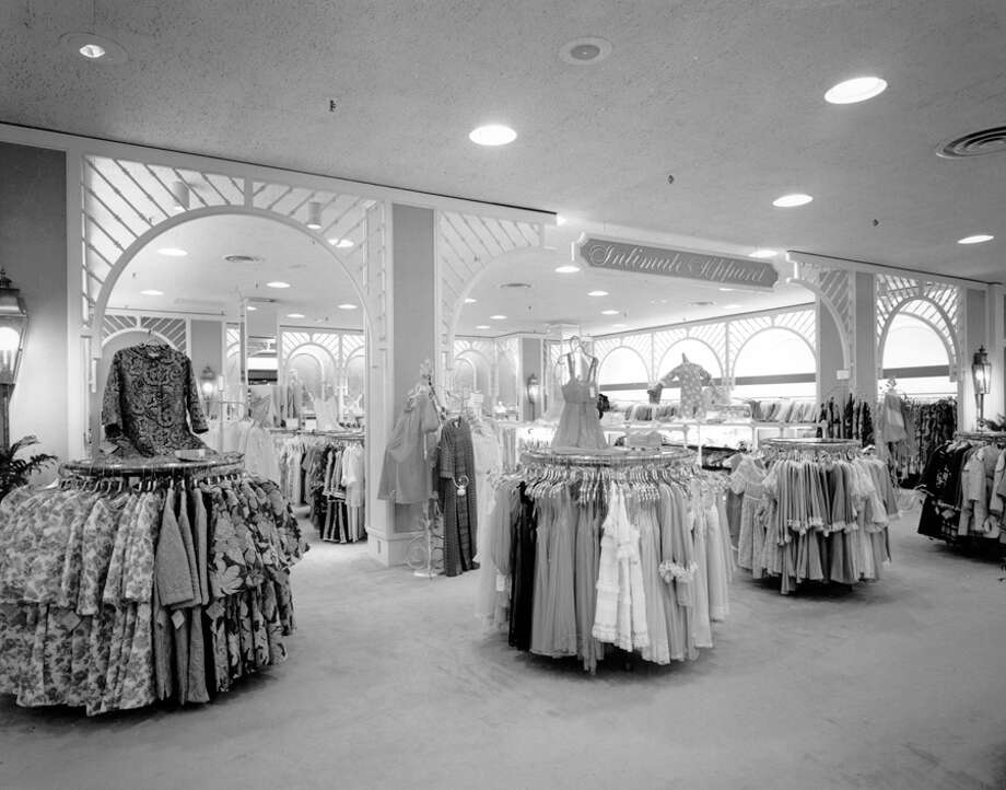 Nordstrom, 1960. Photo: Seattlepi.com File