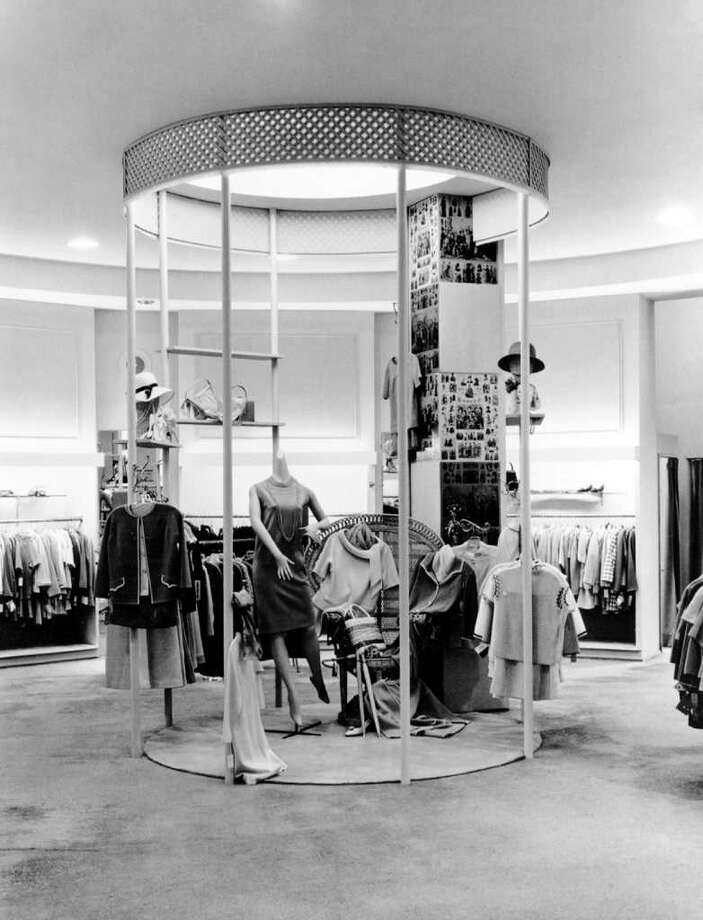 A Nordstrom store in an undated 1960s photo. Photo: Seattlepi.com File
