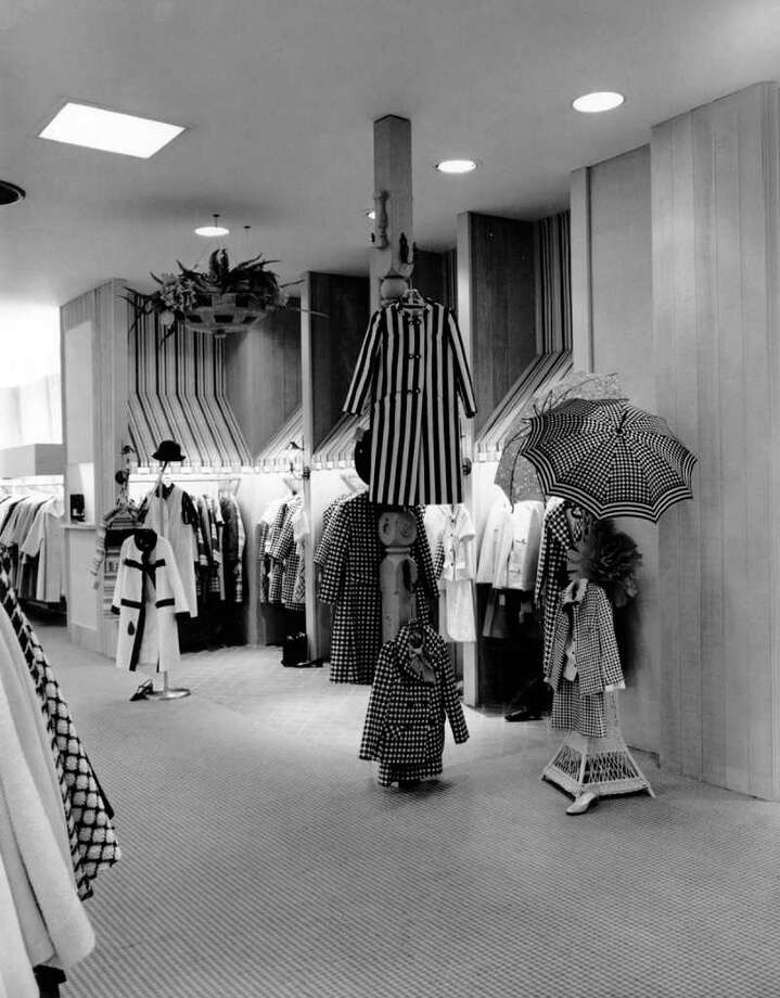 The women's section at a Nordstrom, 1967. Photo: Seattlepi.com File