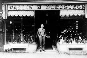 Seattle History: Nordstrom - Photo