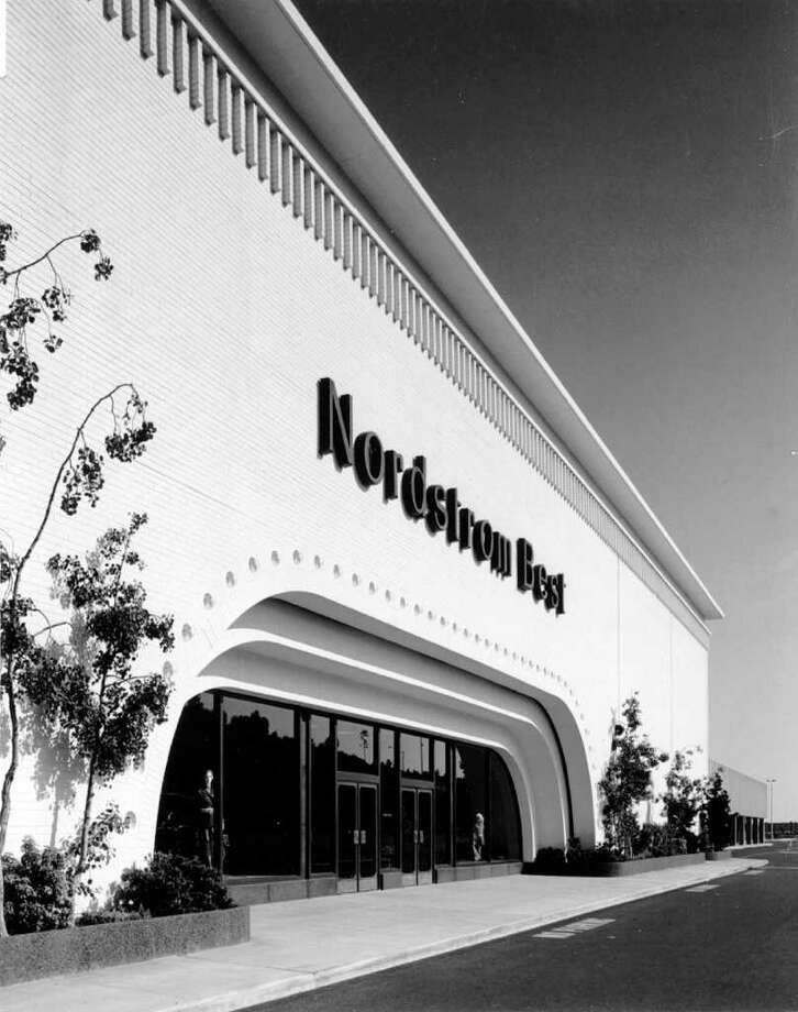 Nordstrom Best at the Tacoma Mall. The photo is undated. The company was renamed Nordstrom Best in the late 1960s and changed back to Nordstrom in 1973. Photo: Seattlepi.com File
