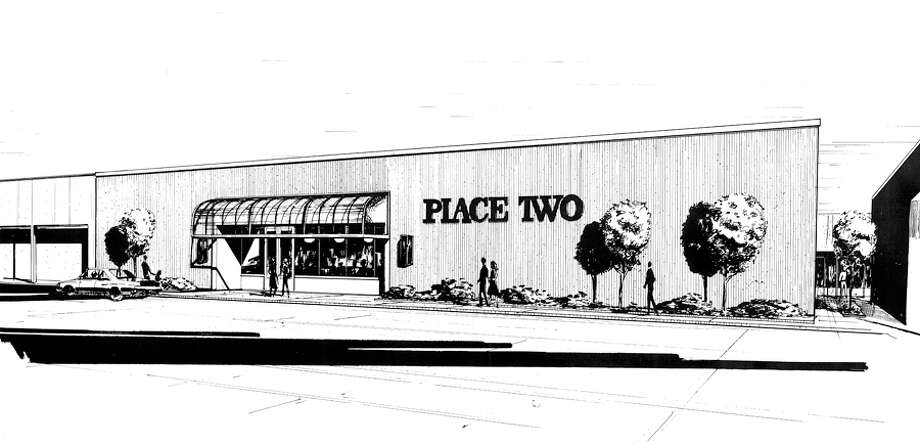 An Oct. 1978 plan for Place Two, a Nordstrom-owned store at Crossroads mall in Bellevue. Photo: Seattlepi.com File