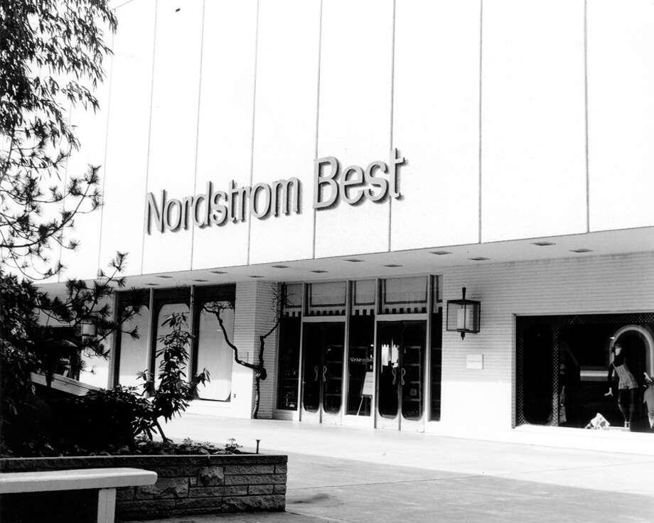 Nordstrom Best at Bellevue Square, 1967. Photo: Seattlepi.com File