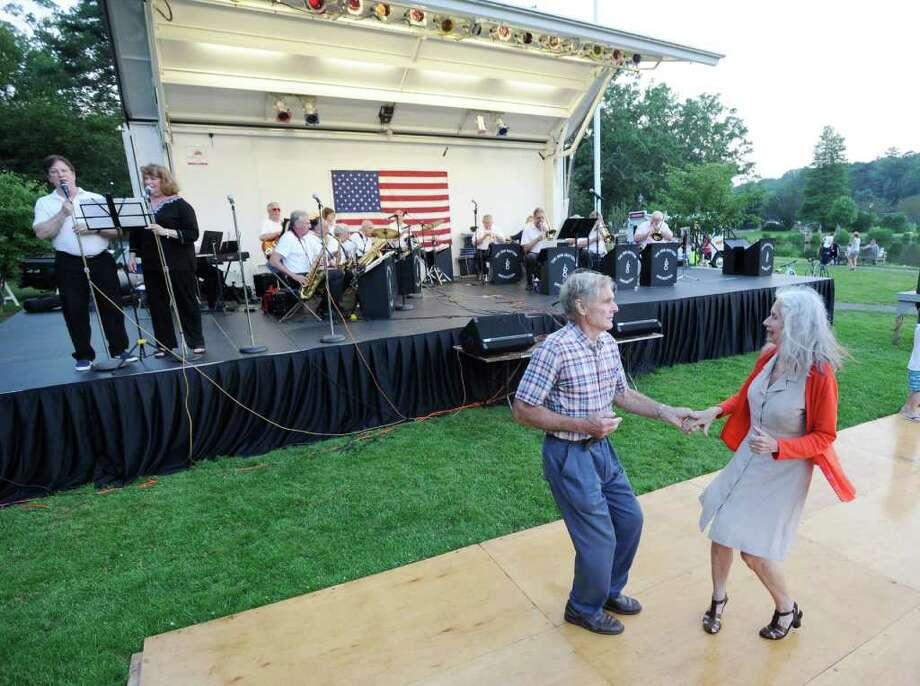 Greenwich hosts a number of outdoor concerts throughout the summer at Binney Park, Roger Sherwin Baldwin Park, Byram Park and Island Beach. Take a look at this year's lineup.  Photo: Bob Luckey / Greenwich Time