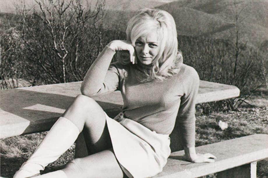 """Joyce Mckinney as seen in """"Tabloid."""""""