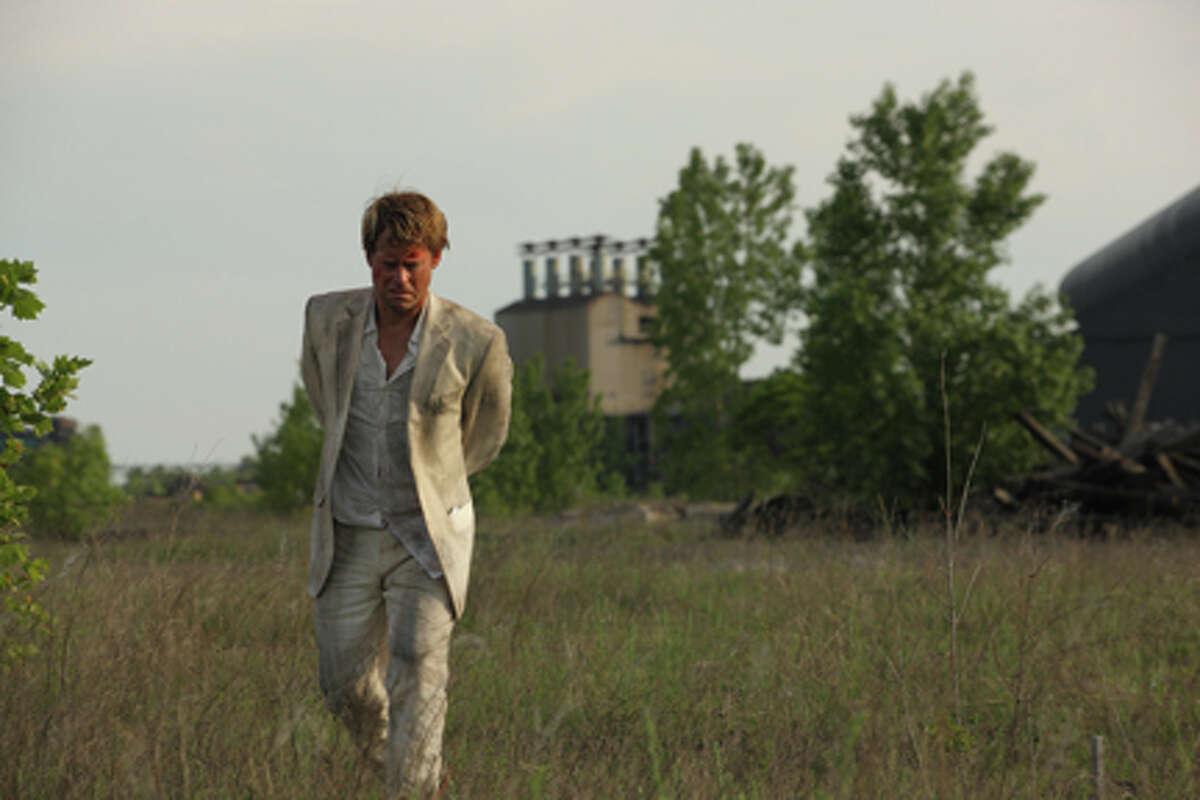 """Greg Kinnear as Carl Vanderveer in """"Salvation Boulevard."""""""