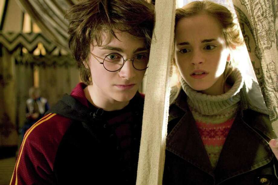 """Harry Potter and the Goblet of Fire,"" 3:30 p.m. on ABC Family.  Photo: Murray Close / handout CD"
