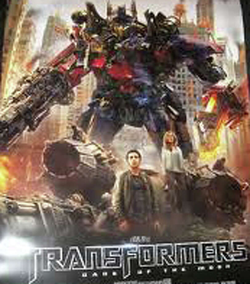 """Transformers: Dark of the Moon,"" filed in 3-D, is screening now in area movie theaters. Photo: Contributed Photo"