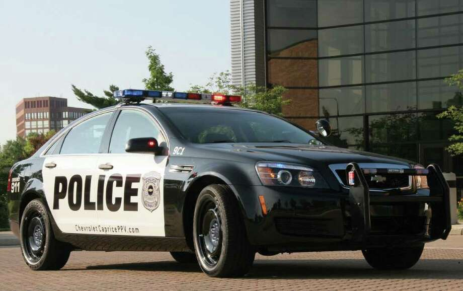 The all-new Chevrolet Caprice police car is now on patrol in several communities across the nation. It went on sale in May, with the first customer a sheriff's department in Georgia. COURTESY OF GENERAL MOTORS CO. Photo: General Motors Co, COURTESY OF GENERAL MOTORS CO. / Chevrolet