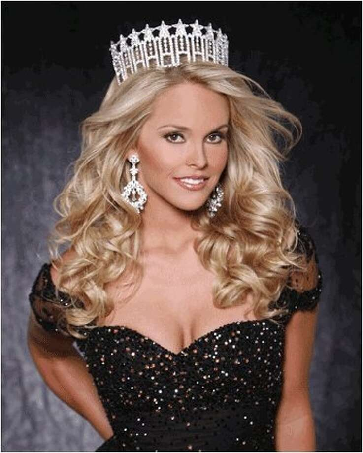 Brooke Daniels, Miss Tomball Photo: Submitted