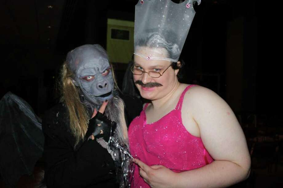 Were you seen at The Rocky Horror Picture Show at The Linda? Photo: Molly Eadie