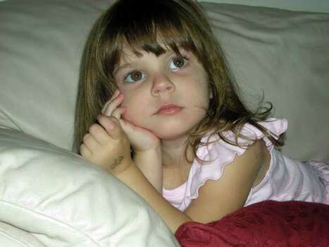 FILE - This undated file photo released by the Orange County Sheriff's Office in Orlando, Fla., shows Caylee Marie Anthony. Texas state Sen. Chris Harris says he will introduce a new law to make it a felony for a parent or guardian to not report a missing child.  The Arlington Republican will name the law after Caylee Anthony, the daughter of Casey Anthony. The Florida mother did not report her daughter missing for more than a month. She later said her daughter died accidently. Casey Anthony was found innocent this week of murder charges. (AP Photo/Orange County Sheriff's Office, File) Photo: Anonymous
