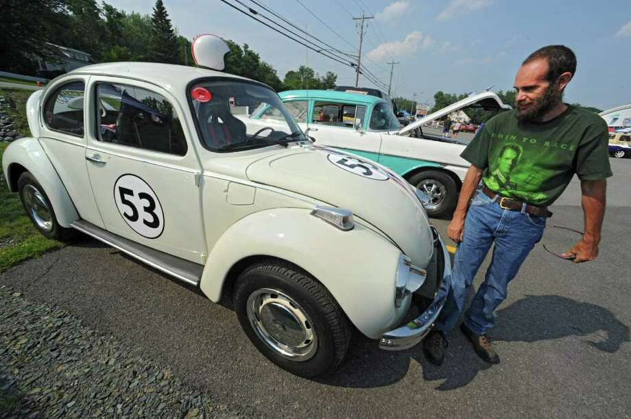Photos: Classic cars for a cause - Times Union