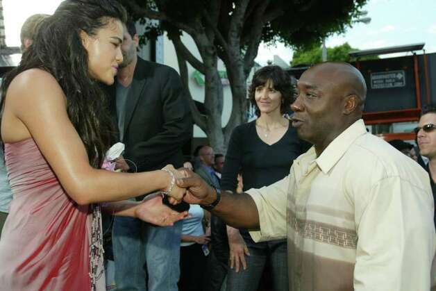 No. 4 in the world: Michael Clark Duncan Photo: Kevin Winter, Getty Images / 2003 Getty Images