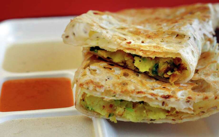 Pavani Express Vegetarian Cafe: 5755 Evers Rd, (210) 680-3134 Photo: KIN MAN HUI, SAN ANTONIO EXPRESS-NEWS / San Antonio Express-News
