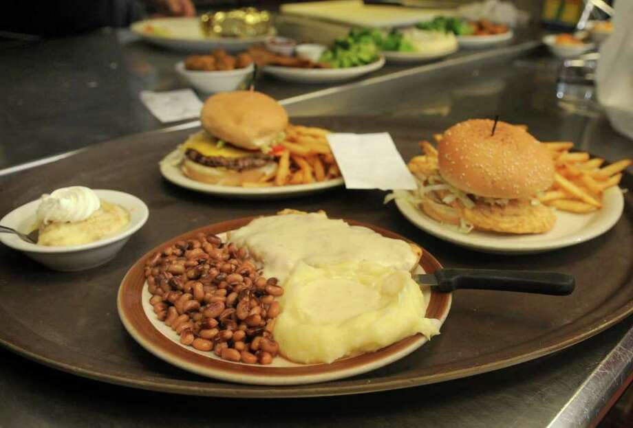 Chicken fried steak continues to be a top menu item at Neal's Restaurant at 4750 FM 2920 in Spring (Freelance photo by Jerry Baker). Photo: Jerry Baker, Freelance