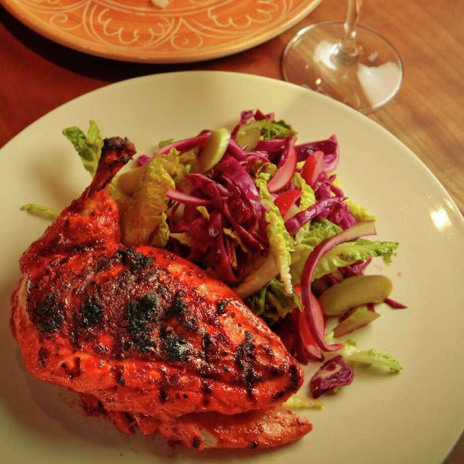 Yucatan-Style Grilled Chicken. Photo by John Storey/The San Francisco Chronicle Photo: John Storey, FRE