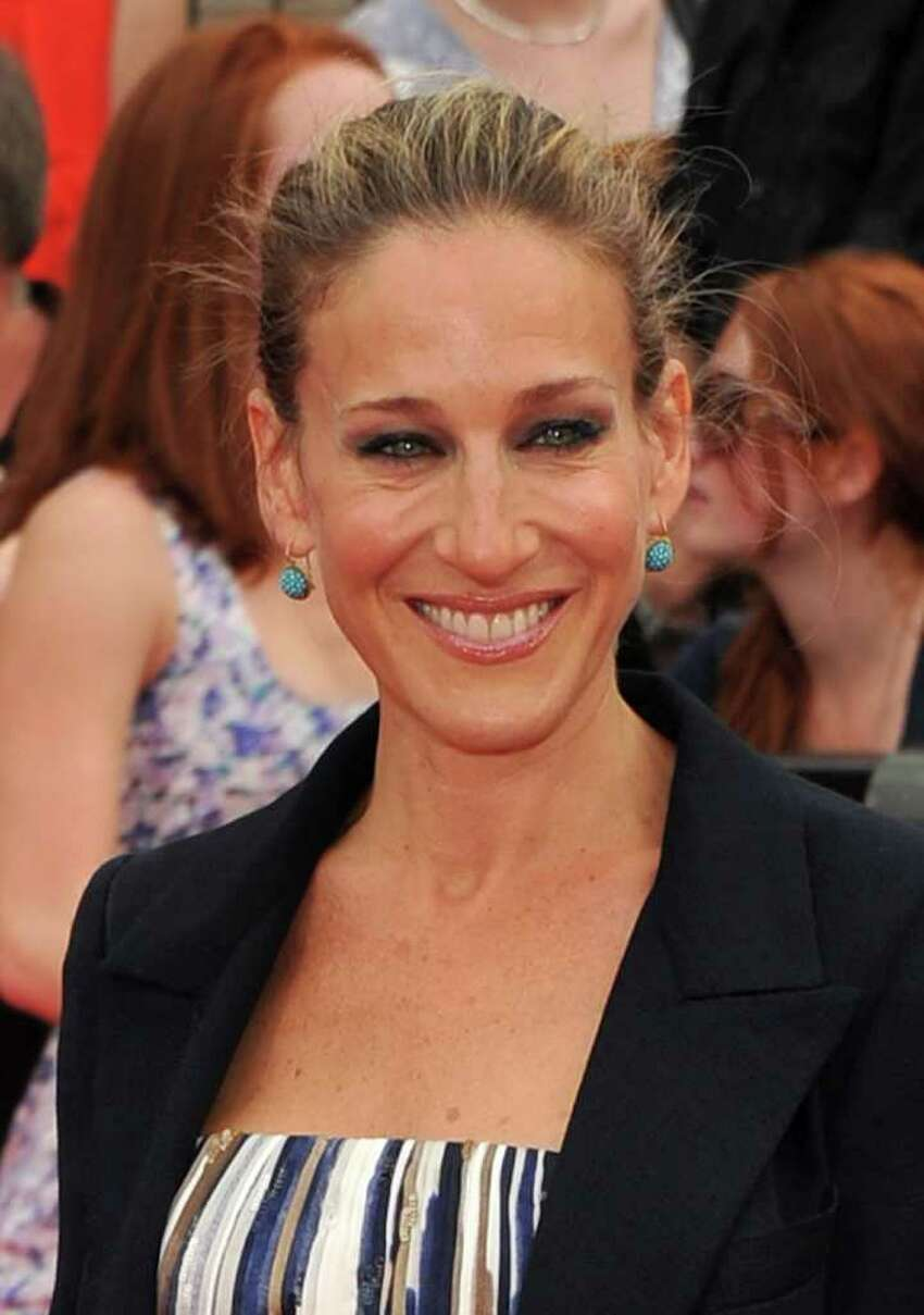 Actress Sarah Jessica Parker attends the New York premiere of