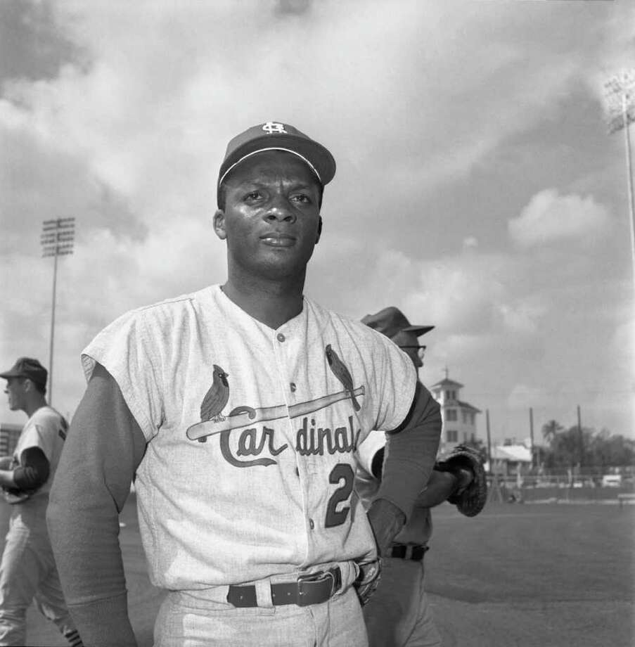 Curt Flood and his fight for free agency are the subject of the HBO documentary The Curious Case of Curt Flood. Photo: HBO