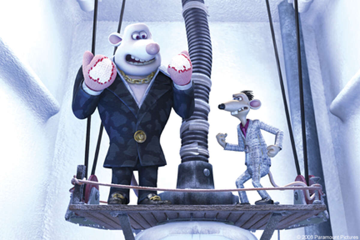 """A scene from the film """"Flushed Away."""""""