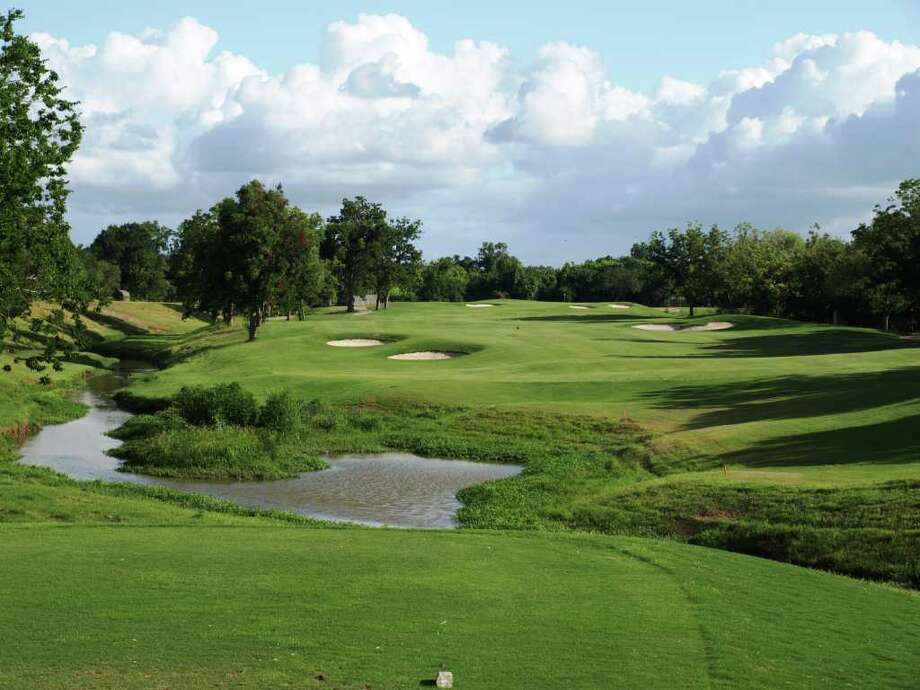 The No. 1 hole at Quail Valley Golf Club Photo: Mike Bailey