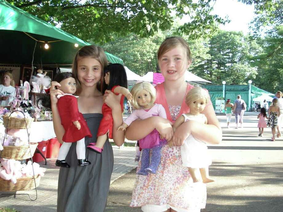 Were you Seen at Emma Willard American Girl Night at SPAC Photo: L. Hill