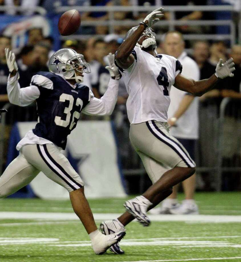 Past Cowboys Training Camps San Antonio Express News