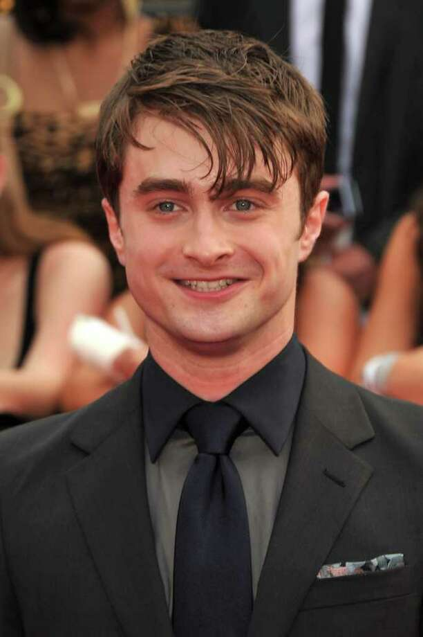 "Actor Daniel Radcliffe attends the New York premiere of ""Harry Potter And The Deathly Hallows: Part 2"" at Avery Fisher Hall, Lincoln Center on July 11, 2011 in New York City. Photo: Stephen Lovekin, Getty Images / 2011 Getty Images"