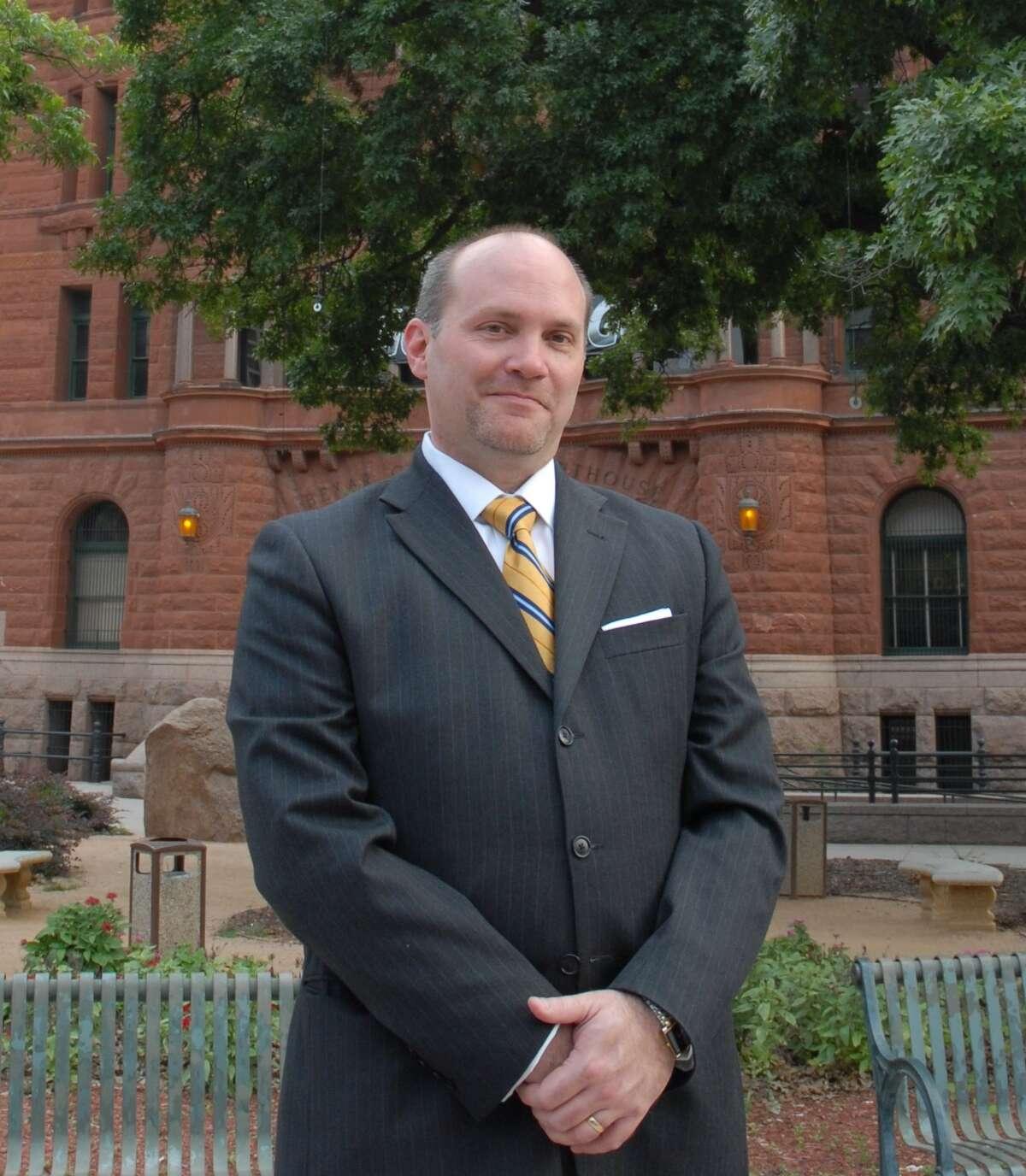 David Smith, Bexar County manager