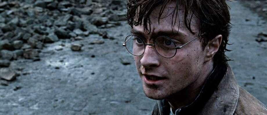 DANIEL RADCLIFFE as Harry Potter in Warner Bros. PicturesâÄô fantasy adventure âÄúHARRY POTTER AND THE DEATHLY HALLOWS âÄì PART 2,âÄù a Warner Bros. Pictures release. Photo: Photo Courtesy Of Warner Bros. P