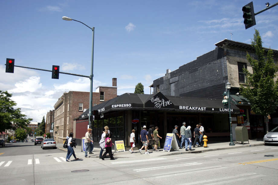 Photo taken July 13, 2011. Photo: Casey McNerthney/seattlepi.com