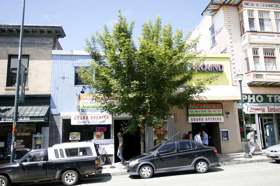 Photo taken July 13, 2011. Photo: Casey McNerthney/seattlepi.com