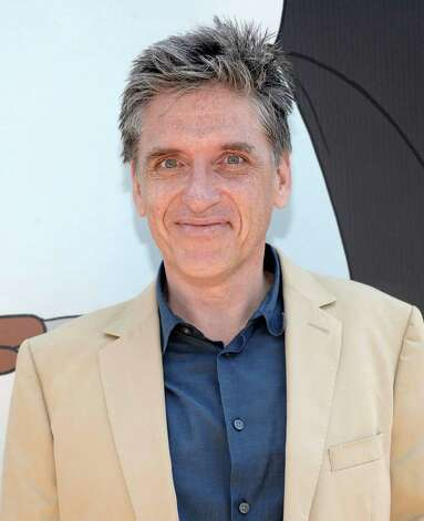 "Actor Craig Ferguson arrives at the premiere of the animated feature film ""Winnie the Pooh"" at The Walt Disney Studios in Burbank, Calif., Sunday, July 10, 2011.  The film opens in theaters on July 15.  (AP Photo/Dan Steinberg) Photo: Dan Steinberg"