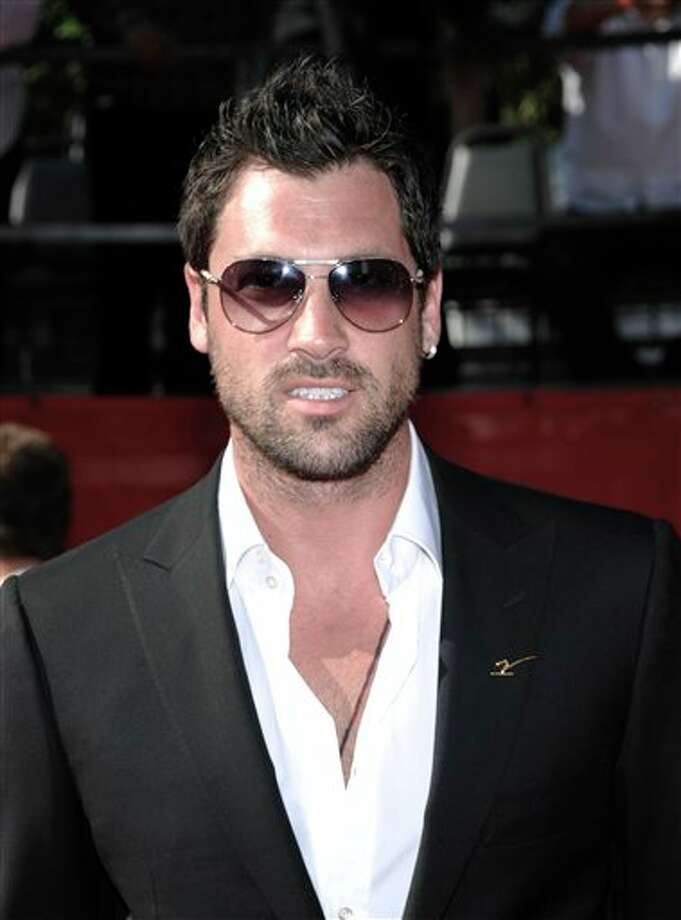 Dancing with the Stars Maksim Chmerkovskiy arrives at the ESPY awards on Wednesday, July 13, 2011, in Los Angeles. (AP Photo/Dan Steinberg) Photo: Associated Press