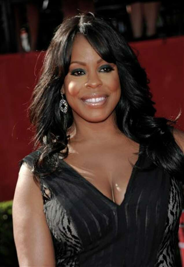 Comedian Niecy Nash arrives at the ESPY awards on Wednesday, July 13, 2011, in Los Angeles. (AP Photo/Dan Steinberg) Photo: Associated Press