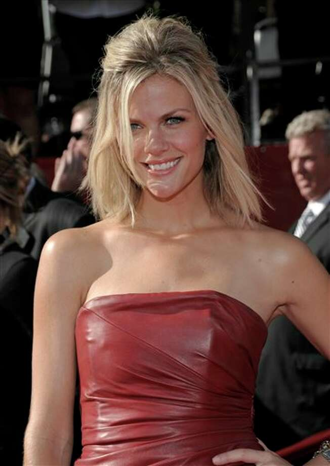 Brooklyn Decker arrives at the ESPY awards on Wednesday, July 13, 2011, in Los Angeles. (AP Photo/Dan Steinberg) Photo: Associated Press