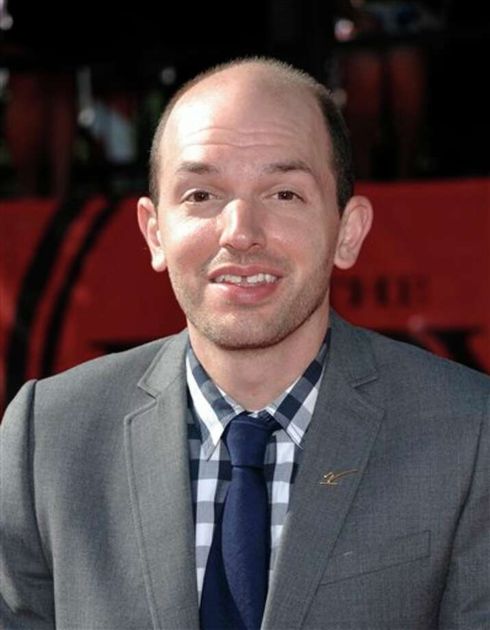 Actor Paul Scheer arrives at the ESPY awards on Wednesday, July 13, 2011, in Los Angeles. (AP Photo/Dan Steinberg) Photo: Associated Press