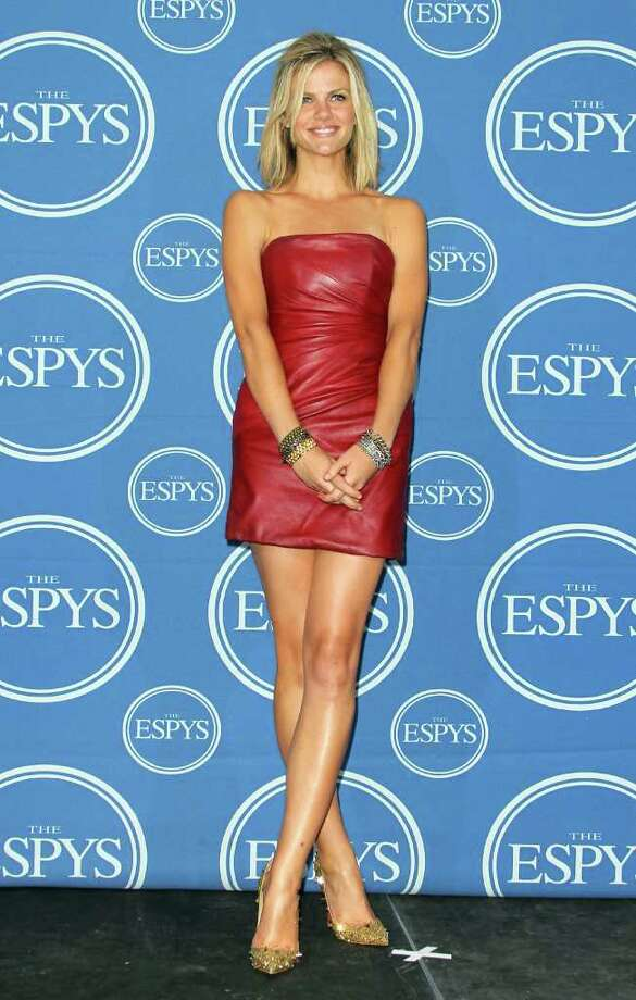 LOS ANGELES, CA - JULY 13:  Actress/Model Brooklyn Decker poses in the press room at The 2011 ESPY Awards at Nokia Theatre L.A. Live on July 13, 2011 in Los Angeles, California. Photo: Frederick M. Brown, Getty Images / 2011 Getty Images