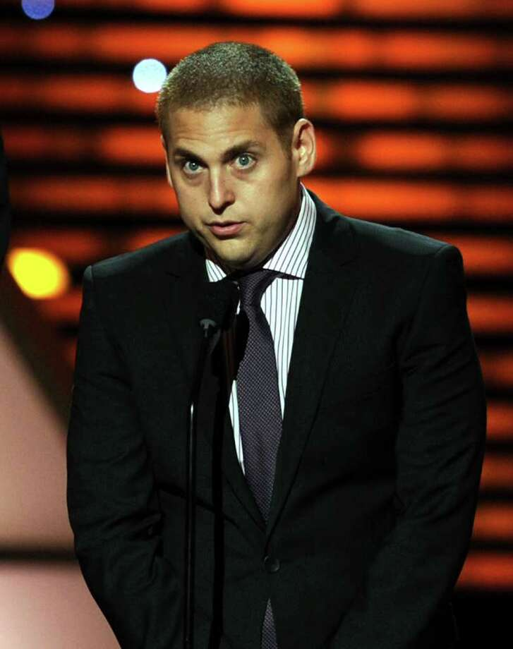 LOS ANGELES, CA - JULY 13: Actor Jonah Hill speaks onstage at The 2011 ESPY Awards at Nokia Theatre L.A. Live on July 13, 2011 in Los Angeles, California. Photo: Kevin Winter, Getty Images / 2011 Getty Images