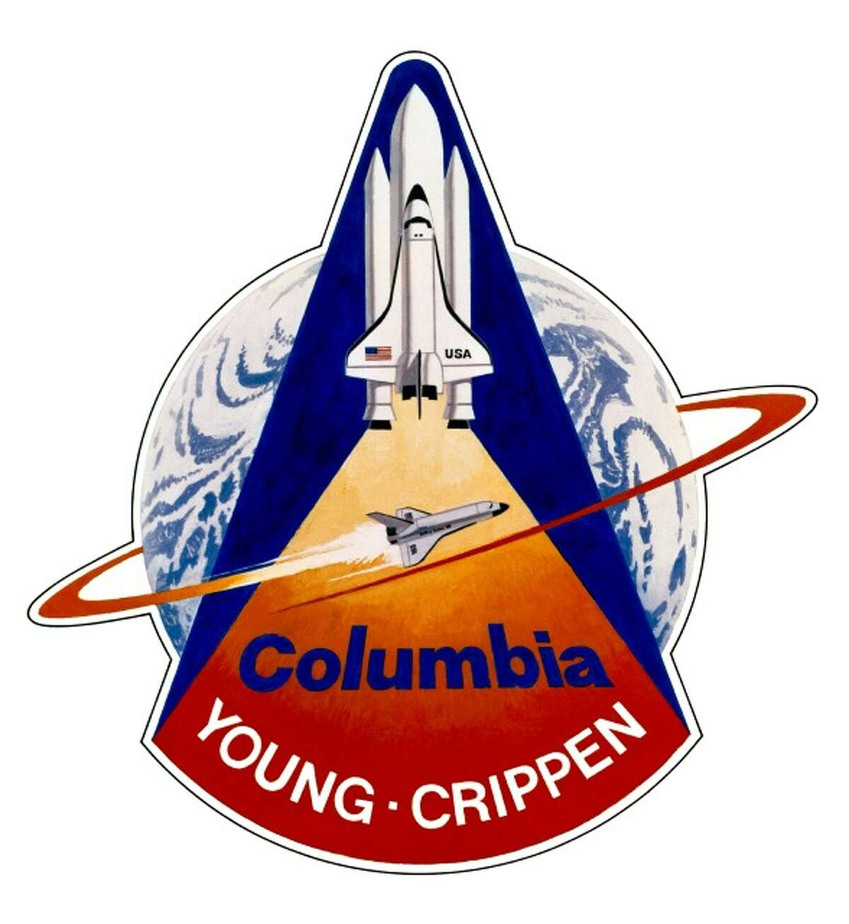 Space Shuttle Mission Patch