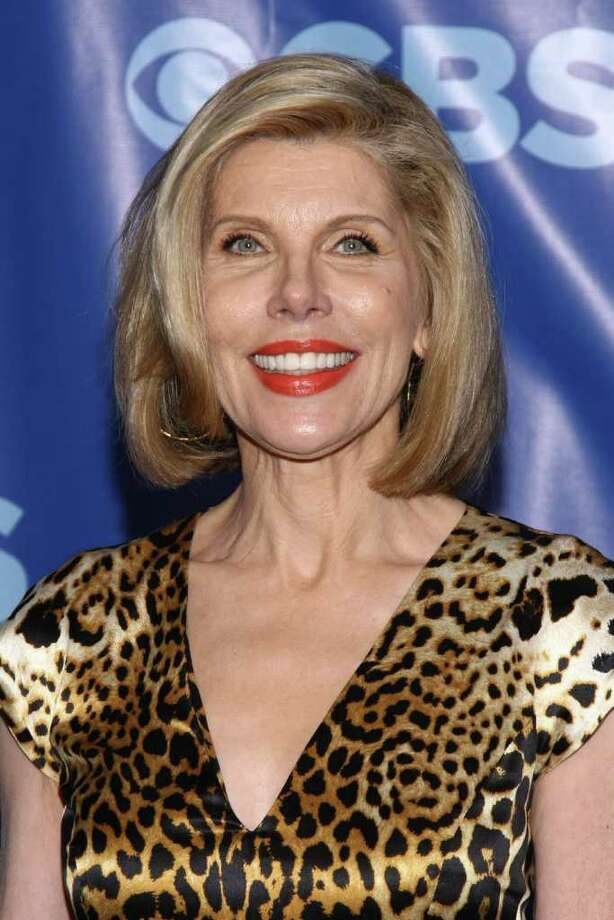 """Outstanding Supporting Actress In A Drama Series 2012Christine Baranski as Diane Lockhart """"The Good Wife"""" Photo: Neilson Barnard, Getty Images / 2011 Getty Images"""
