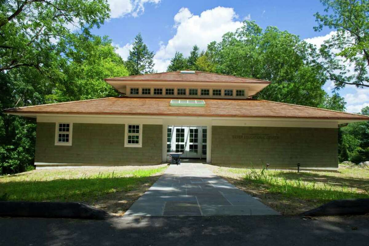 """The new Silver Educational Center has opened at the Bartlett Arboretum in Stamford, Conn., July 14, 2011. The center is named for key benefactors and Stamford residents Richard and Vivienne Silver and will house a horticulture library, herbarium and classrooms dedicated to both children and adult learners. The facility will also be available for private functions. The Arboretum is hosting a gala celebrating the new space on September 10, featuring the """"Midtown Men,"""" four original case members from the Broadway show """"The Jersey Boys."""" Tickets are still available for the event."""