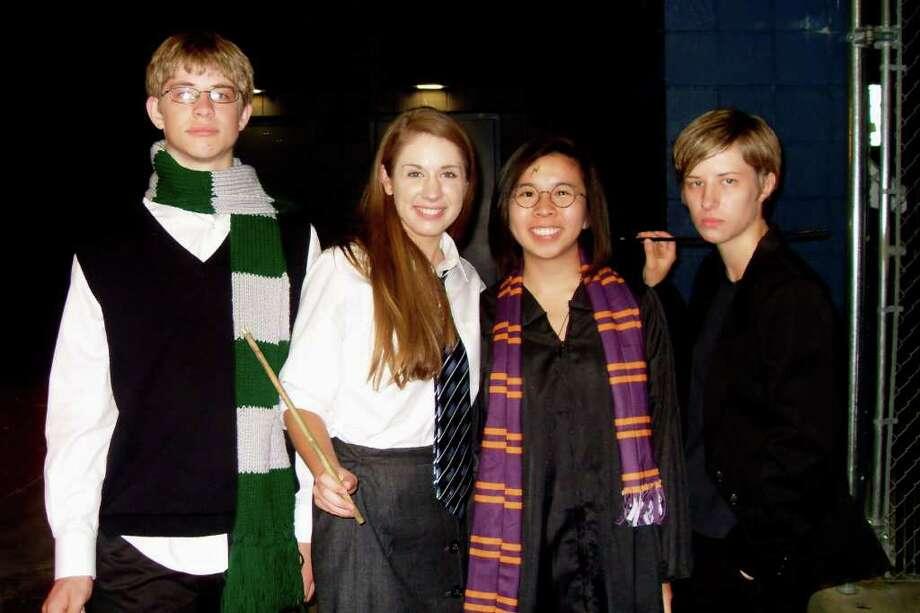 Harry Potter Premiere Photo: Cristi Parks / Hearst Connecticut Media Group / COPYRIGHT, 2007