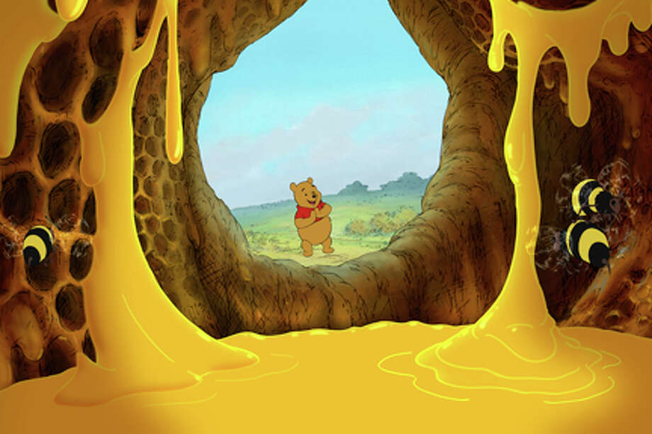 "Pooh in ""Winnie the Pooh."" / ©Disney Enterprises, Inc. All rights reserved."