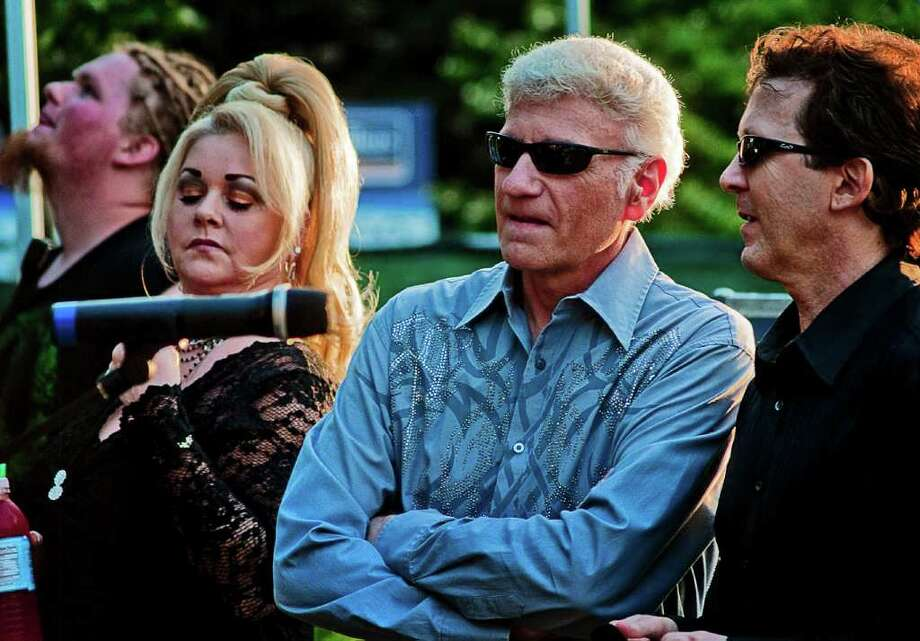 On June 14, Stamford's Alive at Five was headlined by Dennis DeYoung of Styx. Photo: Mike Macklem / Hearst Connecticut Media Group