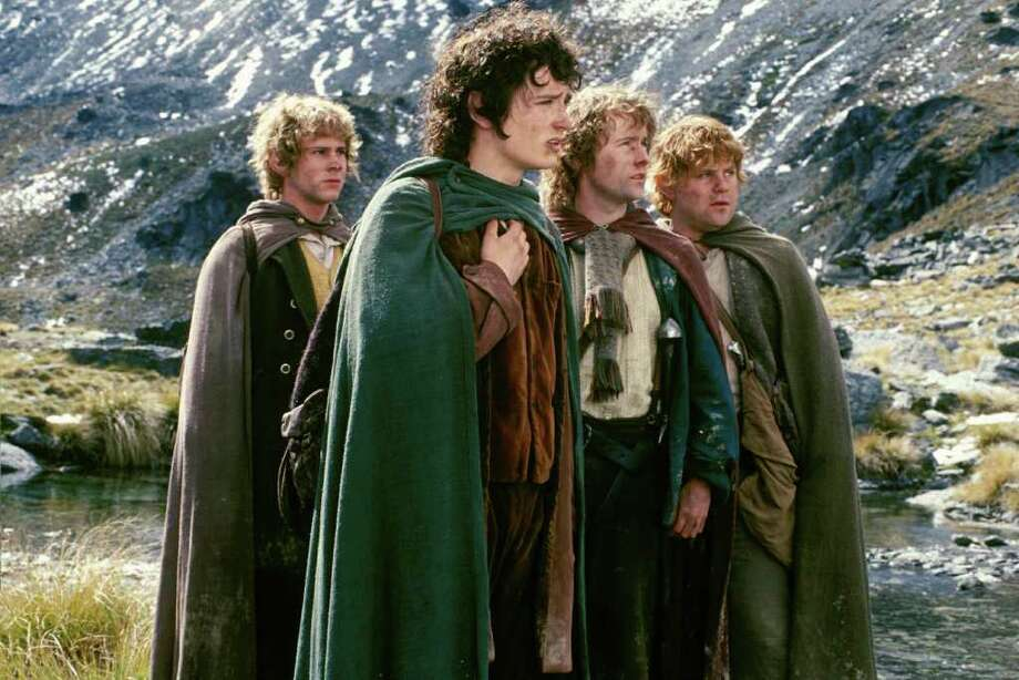 11) The Lord of the Rings: The Fellowship of the RingReleased: 1980IMDb Rating: 8.8 Photo: PIERRE VINET, AP / NEW LINE CINEMA