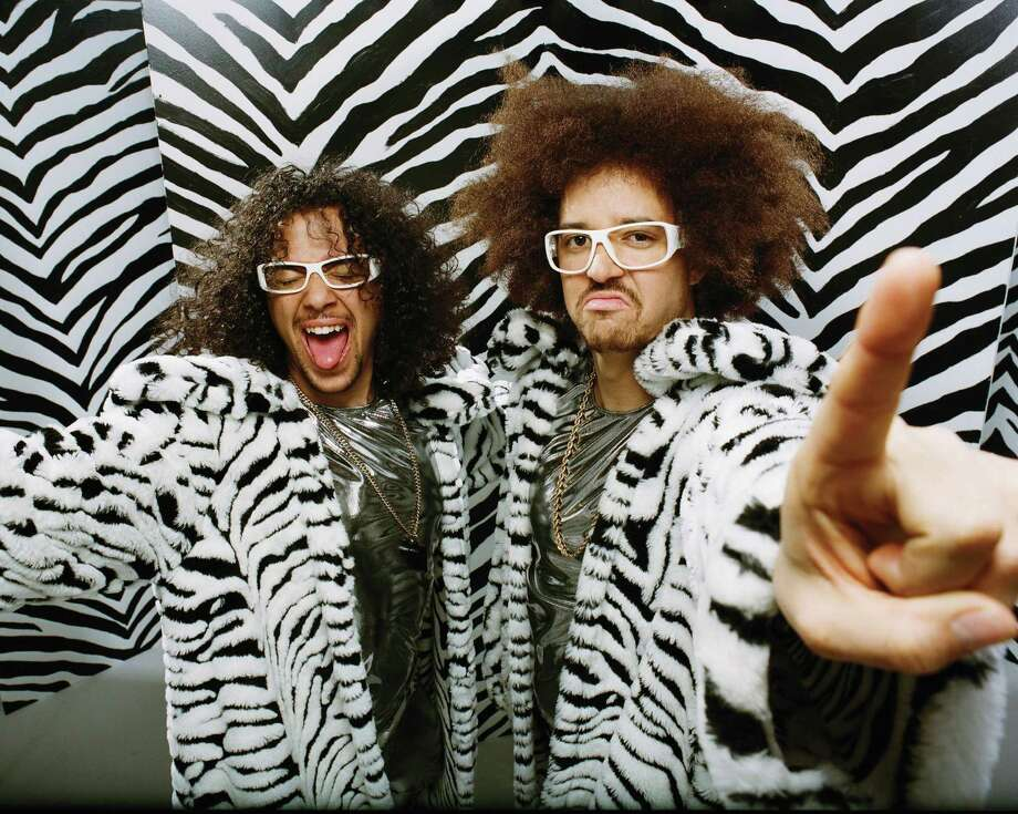 "LMFAO's song ""Sorry For Party Rocking"" should be called ""Sorry For Ever Making Music."" Photo: The Associated Press"