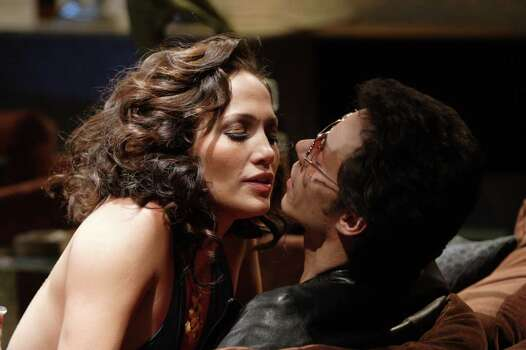 Jennifer Lopez and Marc Anthony star in the film 'El Cantante.' Photo: AP