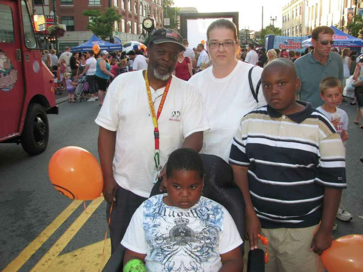 Were you Seen at Schenectady County SummerNight on Friday?